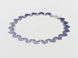 Dazzle@Dovecot Edinburgh Exhibition, Necklace
